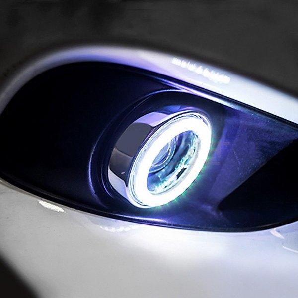 Oracle Lighting Dodge Challenger 2015 2017 Color Halo Kit For Fog Lights