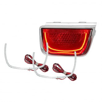 Oracle Lighting® - Afterburner 2.0 Dual Halo Kit for Tail Lights