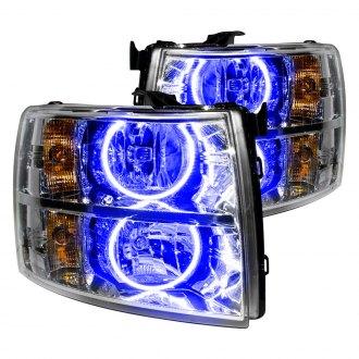 how to change headlight bulb 2009 silverado
