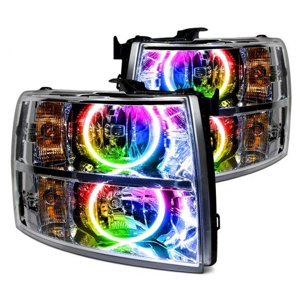 Oracle Lighting 174 Chevy Silverado 2500 2500 Hd 3500