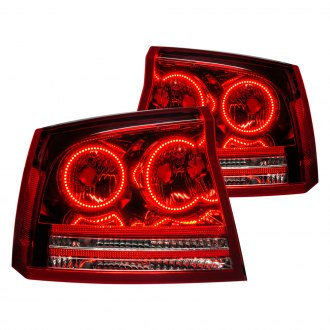 Oracle Lighting® - OEM Style Tail Lights with Halos