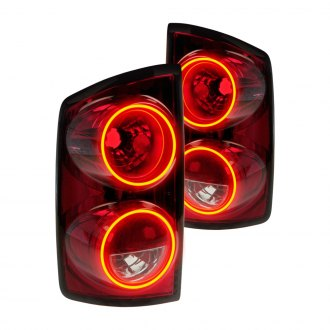 Oracle Lighting® - Chrome/Red Factory Style Tail Lights