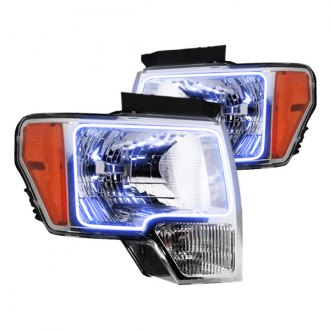 Oracle Lighting® - Headlights with Color Halo