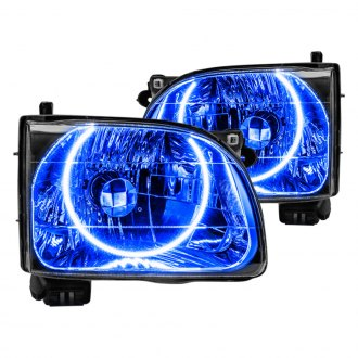 Oracle Lighting Chrome Factory Style Headlights With Color Halo