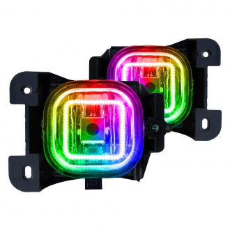 Oracle Lighting® - OE Style Fog Lights with Color Halo