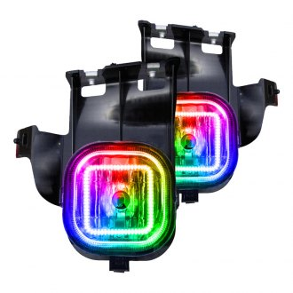 8116 333_6 2006 ford ranger custom & factory fog lights carid com Fog Light Wiring Harness Kit at bayanpartner.co