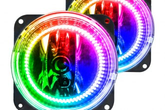 Oracle Lighting® - Factory Style Fog Lights with ColorSHIFT SMD LED Halos Pre-installed