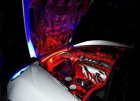 Engine Bay Lighting LED Strip Kit