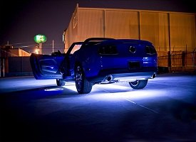Exterior LED Underbody Kit