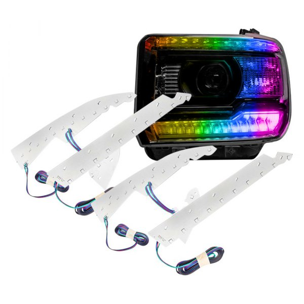 Oracle Lighting® - ColorSHIFT 1.0 LED Daytime Running Light Upgrade Kit