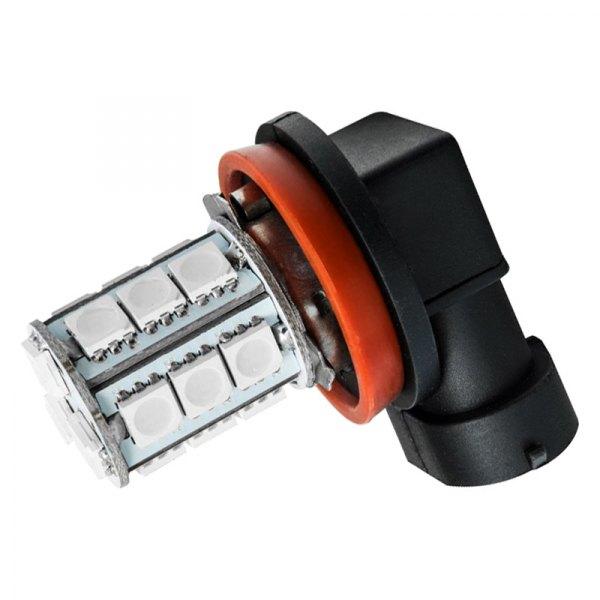 1Pair Fog Light Lamp Bracket Mounts For Nissan Qashqai 2008-2014