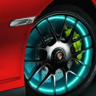 "Oracle Lighting® - 15.5"" Illuminated LED Wheel Kit"