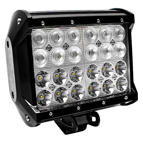 "Oracle Lighting® - 9"" 72W Quad Row Combo Spot/Flood Beam LED Light Bar"