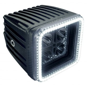 "Oracle Lighting® - Waterproof 3"" Square Halo for LED Lights"