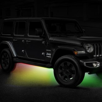 Oracle Lighting® - Bluetooth Multicolor LED Rock Light Kit