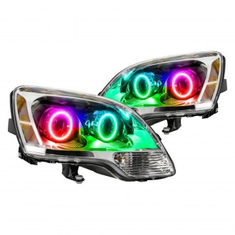 Oracle Lighting® - Factory Style Headlights with ColorSHIFT Halo