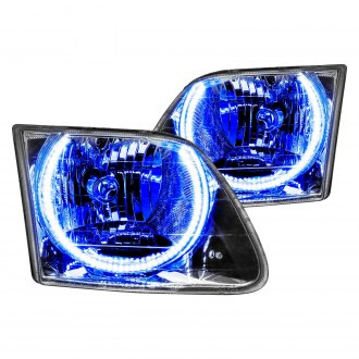 Oracle Lighting® - Factory Style Headlights with Color Halo