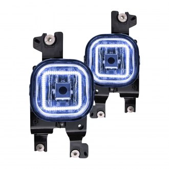 Oracle Lighting® - Color Halo Fog Lights