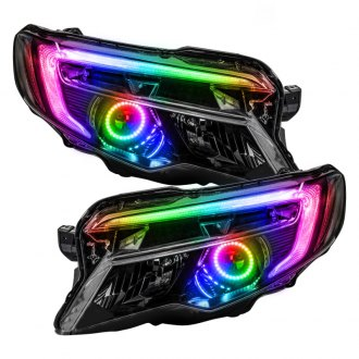 Oracle Lighting® - ColorSHIFT Halo Kit with DRL for Headlights