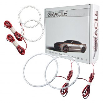 Oracle Lighting® - SMD Red Dual Halo Kit for Tail Lights
