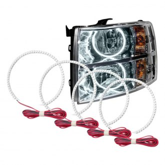 Oracle Lighting® - Color Dual Halo Kit for Headlights