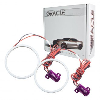 Oracle Lighting® - Plasma 6000K White Halo Kit for Headlights