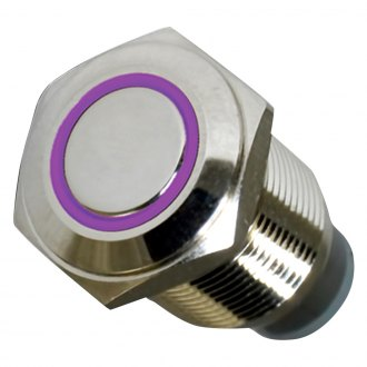 Oracle Lighting® - UV/Purple Flush Mount LED Switch