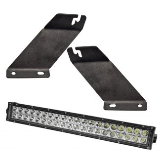 Oracle Lighting® - Hood Mounting Brackets SM + Light Combo