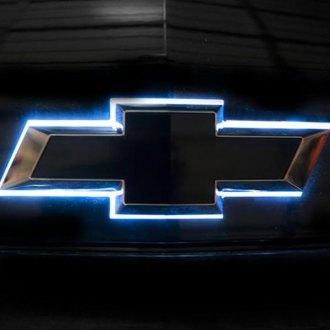 Metallic Blue Chevy Bowtie Emblem Upcomingcarshq Com