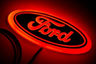 Oracle Lighting® 3097-003 - Ford Iluminated Trunk Lid Badge