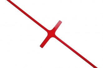 Oracle Lighting® 5300-003 - Red Illuminated Grill Crosshairs