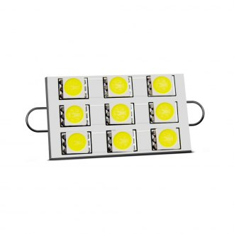 Oracle Lighting® - 3-Chip Front Turn Signal LED Bulbs