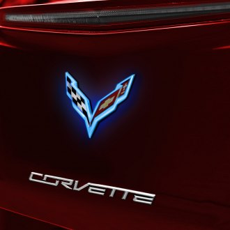 Oracle Lighting® - Corvette C6 Illuminated Emblem
