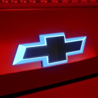 Oracle Lighting® - Illuminated LED Rear Bowtie Emblem