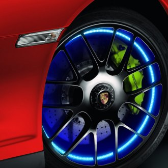 Oracle Lighting® - LED Illuminated Wheel Rings