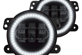Oracle Lighting® - High Powered LED Fog Lights With Color Halo