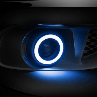 Oracle Lighting® - Factory Style Fog Lights with Color Halo