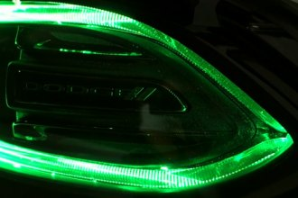 Oracle Lighting® - Dodge Charger ColorSHIFT DRL Headlight Conversion Kit