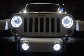 Oracle Lighting® - Jeep Wrangler Sahara with Oracle Products