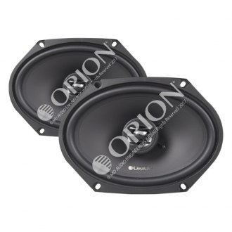 "Orion® - 6-1/2"" 2-Way Cobalt Series 250W Coaxial Speakers"