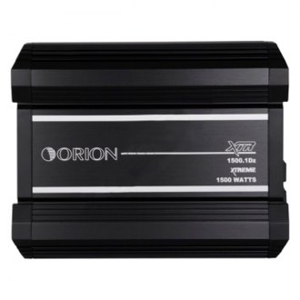 Orion® - XTR Series Class D Mono 1500W Amplifier