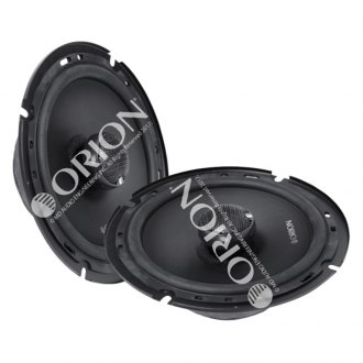 "Orion® - 6-1/2"" 2-Way XTR Series 500W Coaxial Speakers"