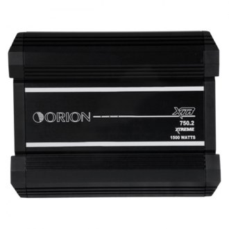 Orion® - XTR Series Class AB 2-Channel 750W Amplifier