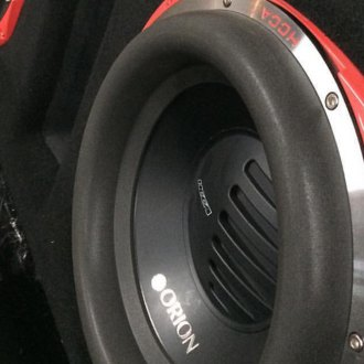 Orion® - XTR Series Coaxial Speakers