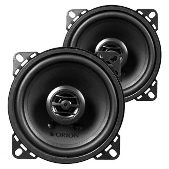 "Orion® - 4"" 2-Way Cobalt Series 200W Coaxial Speaker"