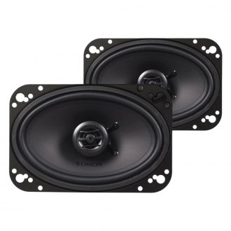 "Orion® - 4 x 6"" 2-Way Cobalt Series 200W Coaxial Speaker"