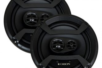 "Orion® - 6"" 3-Way Cobalt Series 300W Coaxial Speaker"