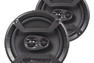 "Orion® - 6.5"" 3-Way Cobalt Series 300W Coaxial Speaker"