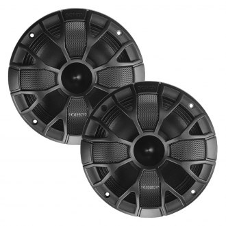 "Orion® - 6-1/2"" HCCA Series 8 Ohm 1800W Super Midrange Ultra High Efficiency Speakers"