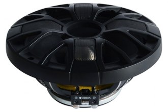 "Orion® - 8"" HCCA Series 4 Ohm 1300W Super Midrange Ultra High Efficiency Speakers"